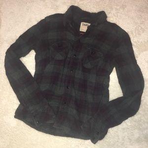 Aritzia TNA Flannel Shirt